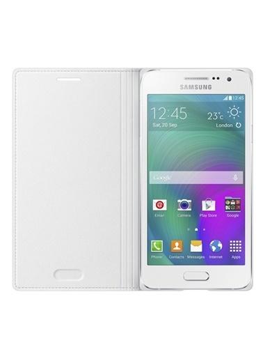 Samsung Samsung Galaxy A3 (2015) Uyumlu AÇılır Kapanır Kapaklı Telefon Kılıf (Outlet) Renkli